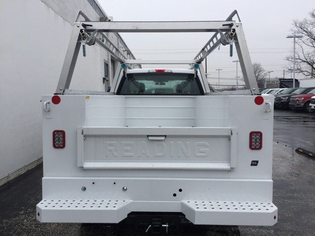 2017 F-250 Super Cab 4x4, Reading Service Body #CEE17299 - photo 4