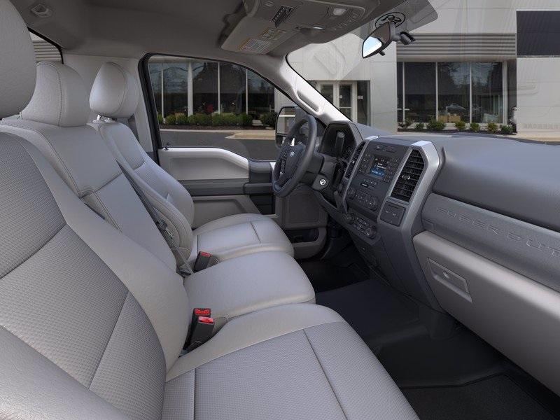 2020 Ford F-250 Regular Cab 4x4, Western Snowplow Pickup #CEE23309 - photo 9