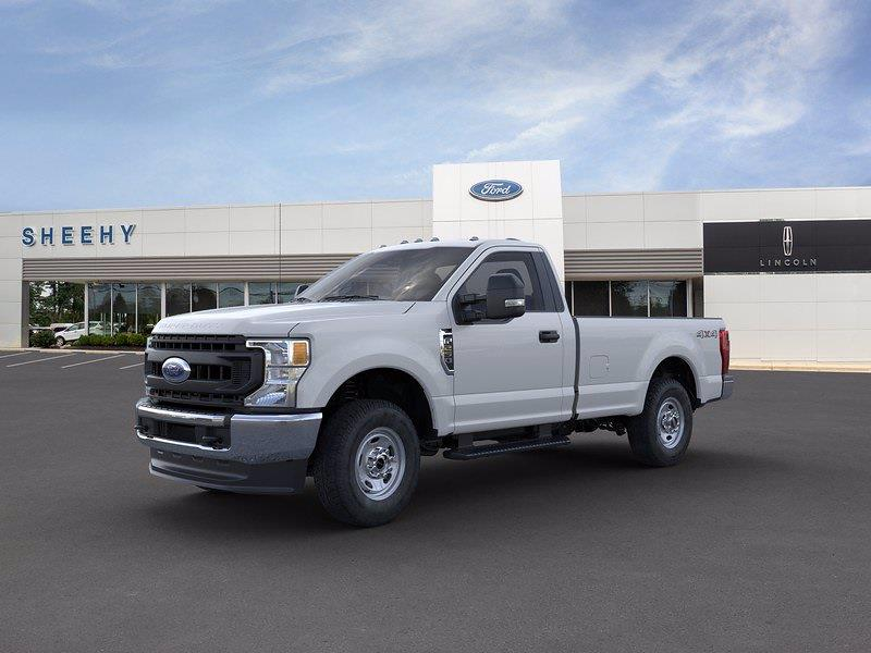 2020 Ford F-250 Regular Cab 4x4, Western Pickup #CEE23309 - photo 1