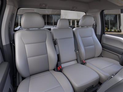 2020 Ford F-250 Regular Cab 4x4, Western Snowplow Pickup #CEE23309 - photo 8
