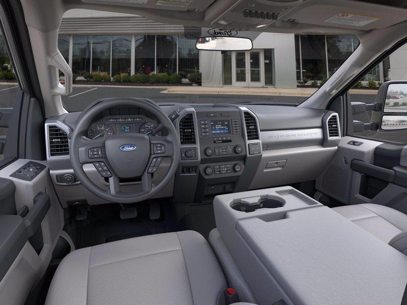 2020 Ford F-250 Regular Cab 4x4, Western Snowplow Pickup #CEE23310 - photo 16