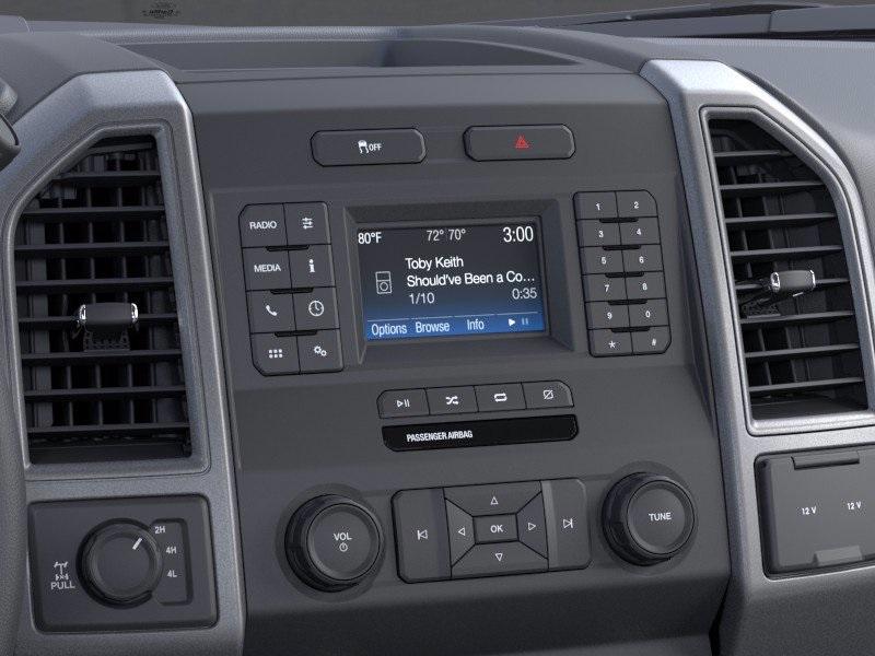 2020 Ford F-250 Regular Cab 4x4, Western Snowplow Pickup #CEE23310 - photo 12