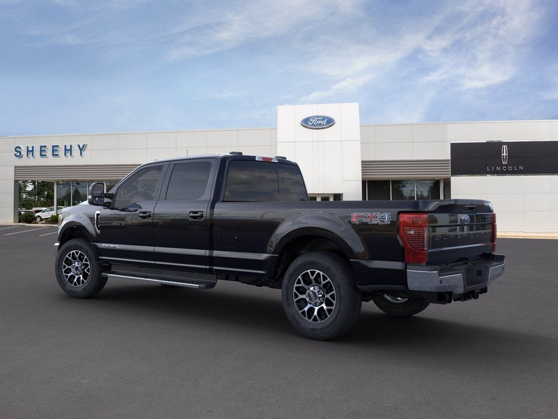 2020 Ford F-250 Crew Cab 4x4, Pickup #CEE36105 - photo 6