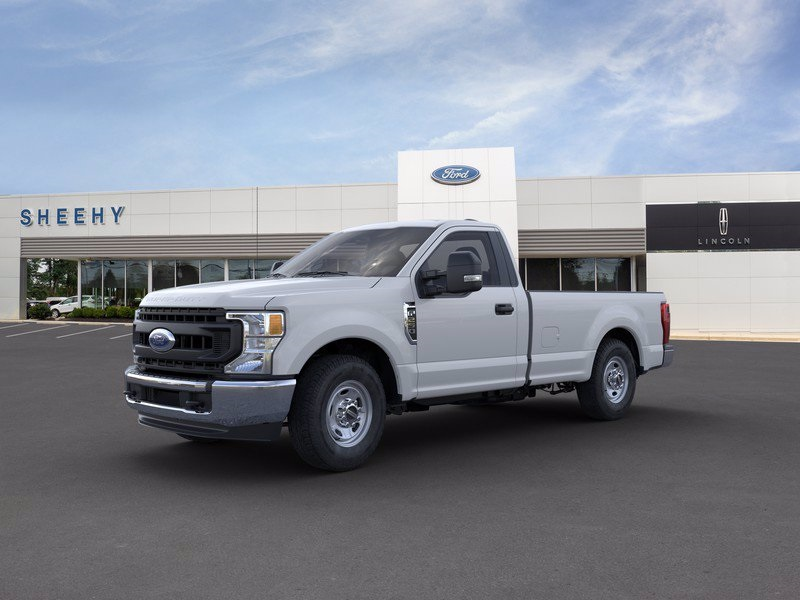 2020 Ford F-250 Regular Cab 4x2, Pickup #CEE42218 - photo 3
