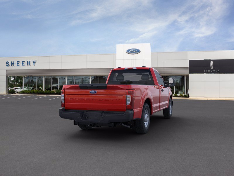 2020 Ford F-250 Regular Cab 4x2, Pickup #CEE42221 - photo 2