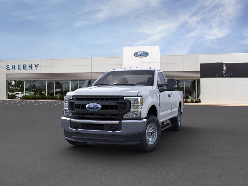 2020 Ford F-250 Regular Cab 4x4, Pickup #CEE42222 - photo 4