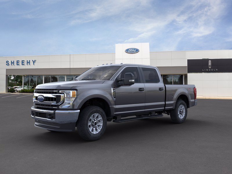 2020 Ford F-250 Crew Cab 4x4, Pickup #CEE57848 - photo 3