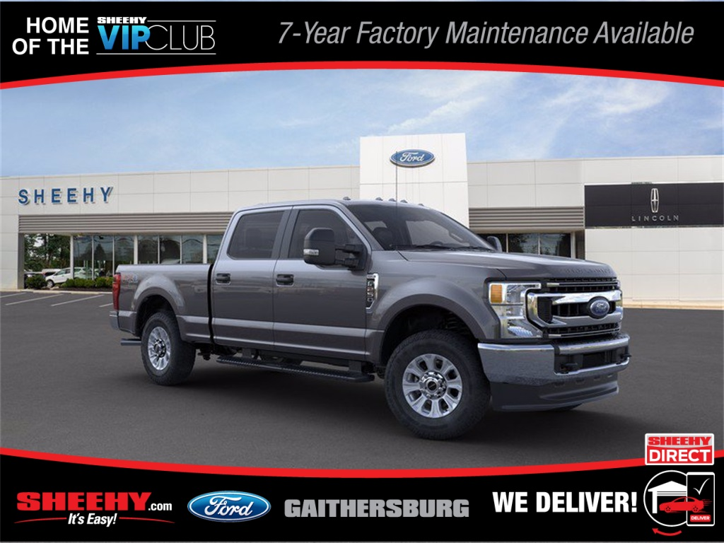 2020 Ford F-250 Crew Cab 4x4, Pickup #CEE57849 - photo 1