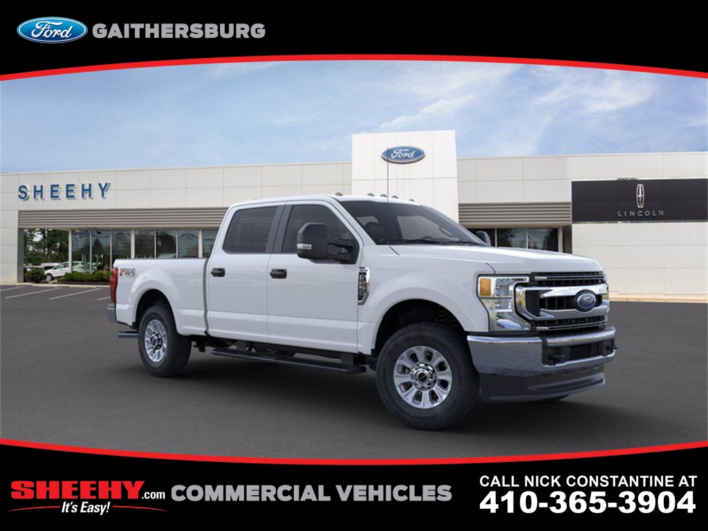 2020 Ford F-250 Crew Cab 4x4, Pickup #CEE73370 - photo 1