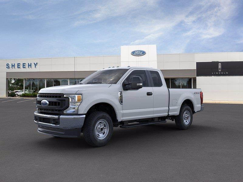 2020 Ford F-250 Super Cab 4x4, Western Snowplow Pickup #CEE79448 - photo 3