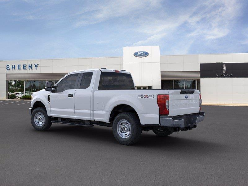 2020 Ford F-250 Super Cab 4x4, Western Snowplow Pickup #CEE79448 - photo 6