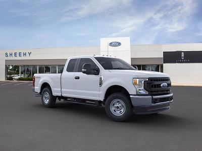 2020 Ford F-250 Super Cab 4x4, Western Snowplow Pickup #CEE79448 - photo 1