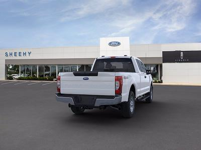 2020 Ford F-250 Super Cab 4x4, Western Snowplow Pickup #CEE79448 - photo 2