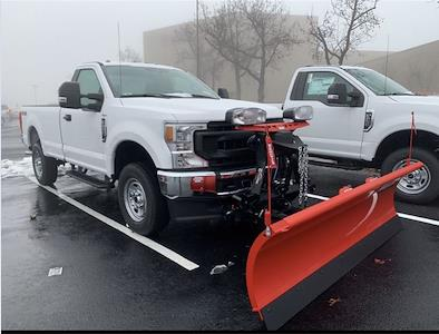 2020 Ford F-250 Regular Cab 4x4, Western Snowplow Pickup #CEE79581 - photo 1