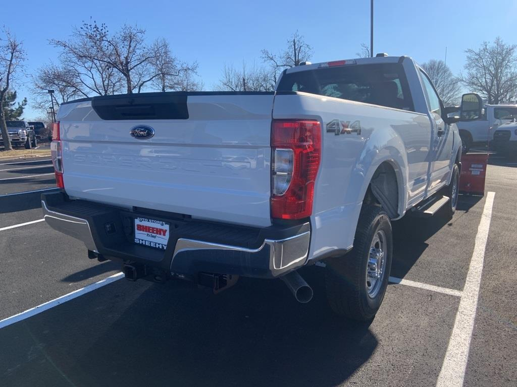 2020 Ford F-250 Regular Cab 4x4, Western Pickup #CEE79582 - photo 1