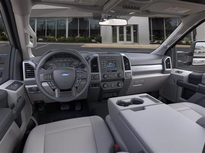 2020 Ford F-350 Regular Cab 4x4, Western Snowplow Pickup #CEE79590 - photo 5