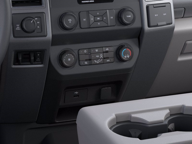 2020 Ford F-350 Super Cab 4x4, Meyer Snowplow Pickup #CEE79755 - photo 17