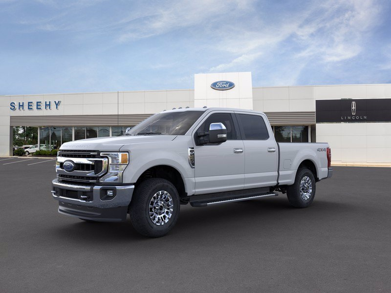 2020 Ford F-250 Crew Cab 4x4, Pickup #CEE82690 - photo 4