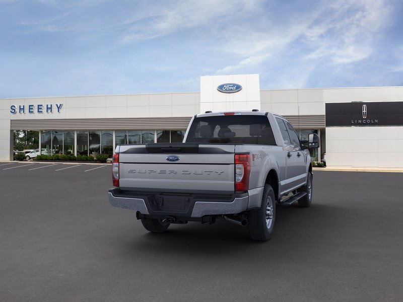 2020 Ford F-250 Crew Cab 4x4, Pickup #CEE93481 - photo 2
