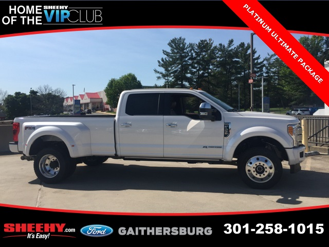 2019 F-450 Crew Cab DRW 4x4,  Pickup #CEE99648 - photo 3