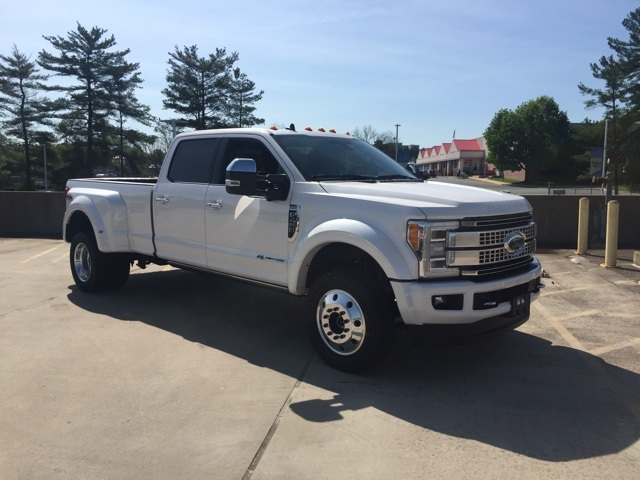 2019 F-450 Crew Cab DRW 4x4,  Pickup #CEE99648 - photo 4