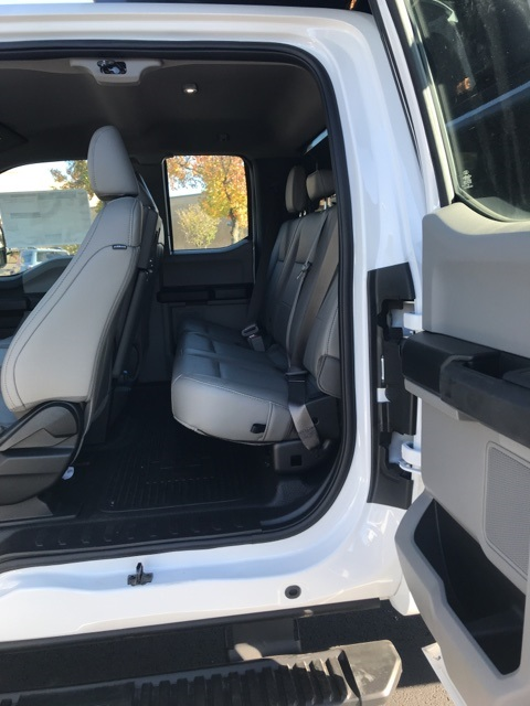 2019 F-450 Super Cab DRW 4x4, Rugby Landscape Dump #CEF04491 - photo 8