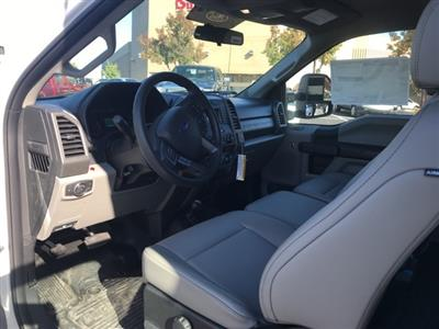 2019 F-450 Super Cab DRW 4x4, Rugby Landscape Dump #CEF04491 - photo 11