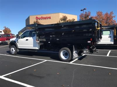 2019 F-450 Super Cab DRW 4x4, Rugby Landscape Dump #CEF04491 - photo 4