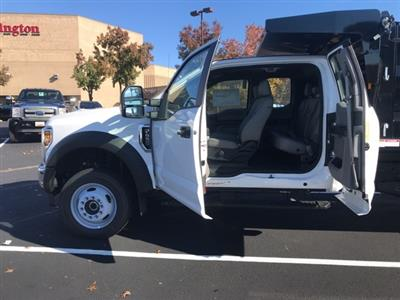 2019 F-450 Super Cab DRW 4x4, Rugby Landscape Dump #CEF04491 - photo 7