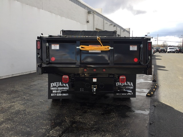 2017 F-550 Super Cab DRW 4x4, Rugby Dump Body #CEF23363 - photo 5