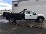 2017 F-550 Super Cab DRW 4x4, Rugby Dump Body #CEF23363 - photo 1