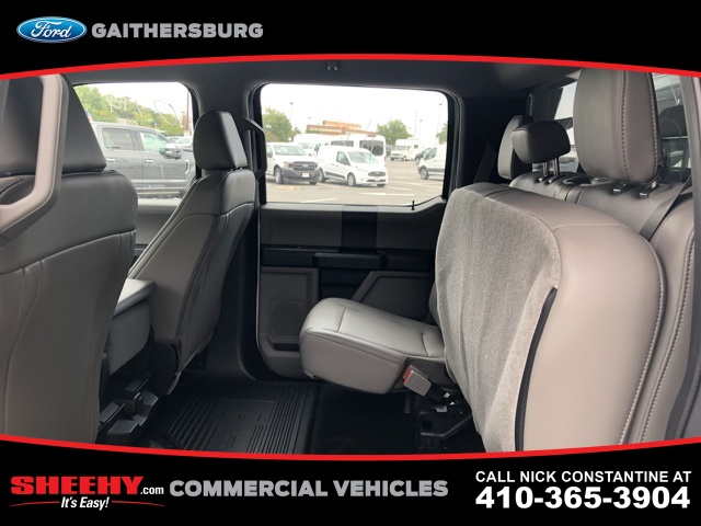 2019 Ford F-550 Crew Cab DRW 4x4, Rugby Landscape Dump #CEF24628 - photo 15