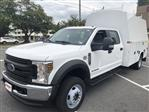 2019 F-550 Crew Cab DRW 4x4,  Knapheide Service Body #CEF24759 - photo 1