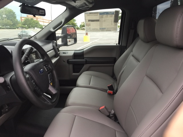 2019 F-350 Regular Cab DRW 4x2,  PJ's Stake Bed #CEF25243 - photo 9