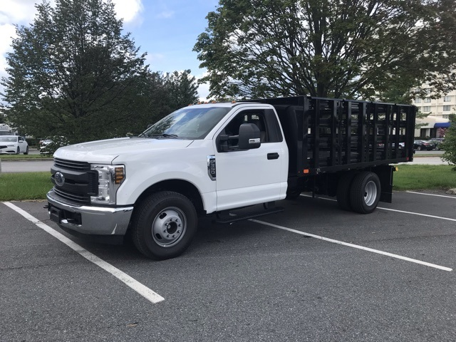 2019 F-350 Regular Cab DRW 4x2,  PJ's Stake Bed #CEF25243 - photo 14