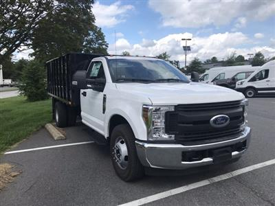 2019 F-350 Regular Cab DRW 4x2,  PJ's Stake Bed #CEF25243 - photo 17