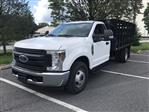 2019 F-350 Regular Cab DRW 4x2,  PJ's Stake Bed #CEF25243 - photo 12