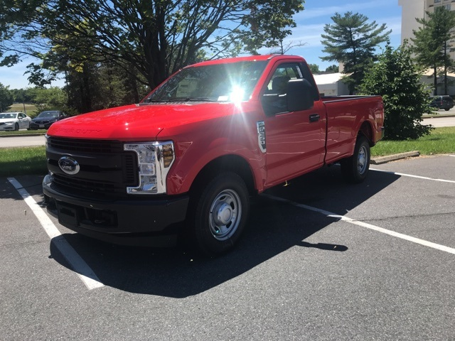 2019 F-250 Regular Cab 4x2,  Pickup #CEF32353 - photo 4