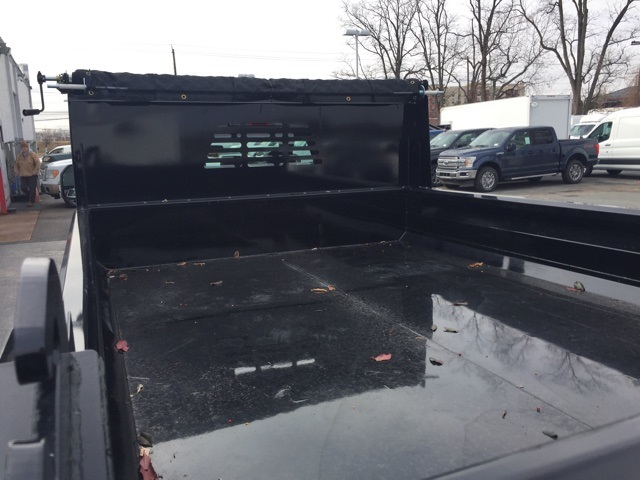 2017 F-550 Super Cab DRW 4x4, Reading Dump Body #CEF50198 - photo 6