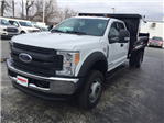 2017 F-550 Super Cab DRW 4x4, Reading Dump Body #CEF50198 - photo 1