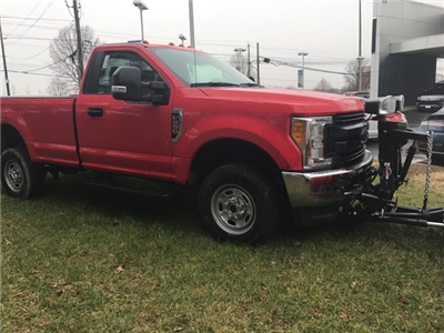 2017 F-250 Regular Cab 4x4, Pickup #CEF50726 - photo 4