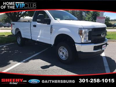 2019 F-250 Regular Cab 4x4,  Pickup #CEF63840 - photo 1