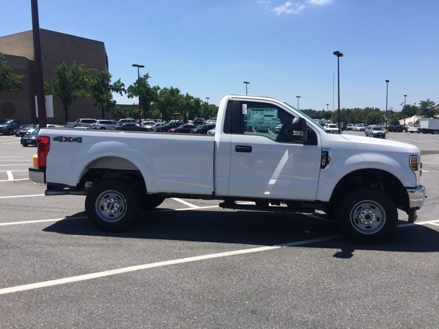 2019 F-350 Regular Cab 4x4, Pickup #CEF63843 - photo 3