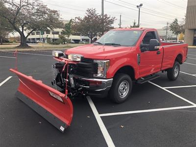2019 F-250 Regular Cab 4x4, Western Pickup #CEF97193 - photo 6