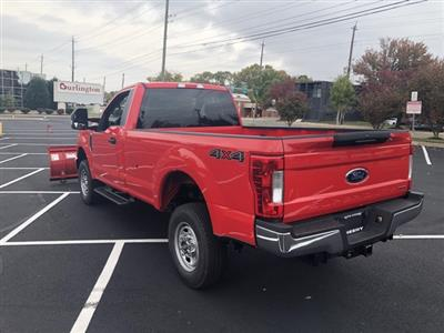 2019 F-250 Regular Cab 4x4, Western Pickup #CEF97193 - photo 1