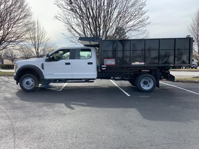 2019 Ford F-450 Crew Cab DRW 4x4, Reading Landscaper SL Landscape Dump #CEG12754 - photo 5