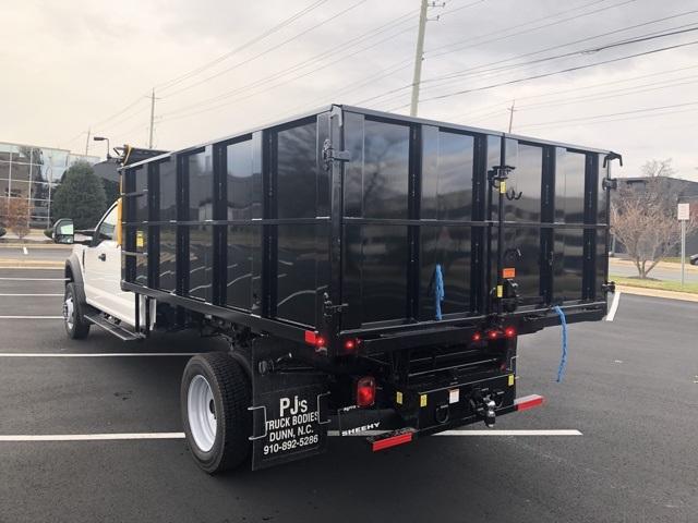 2019 Ford F-550 Crew Cab DRW 4x2, PJ's Landscape Dump #CEG13220 - photo 1