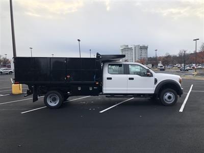 2019 F-550 Crew Cab DRW 4x2, PJ's Landscape Dump #CEG13220 - photo 4