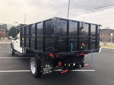 2019 F-550 Crew Cab DRW 4x2, PJ's Landscape Dump #CEG13220 - photo 2