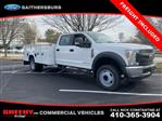 2019 F-450 Crew Cab DRW 4x2, Knapheide Service Body #CEG17743 - photo 1